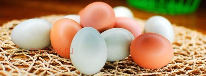 Разгрузочный день на яйцах — варианты рецептов
