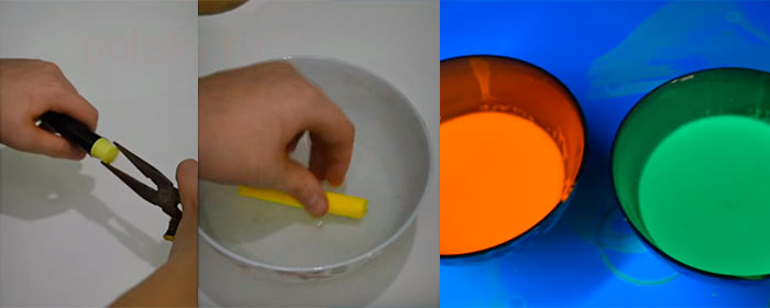 Как сделать светящейся яйцо 92
