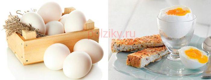 Почему стоит выбрать яичную диету