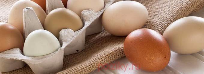 С какого возраста ребенок может есть яйца