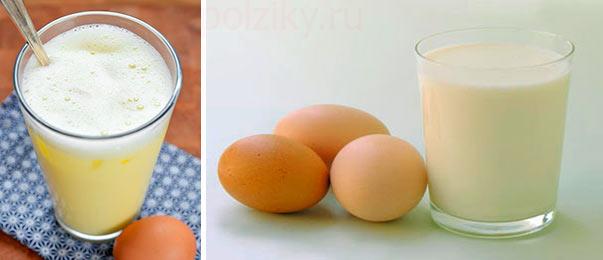 Сколько требуется выпивать яиц