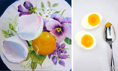 Питательная ценность яйца