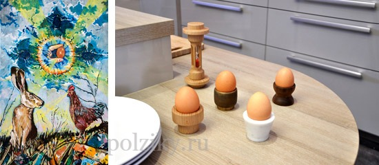 Специальный ритуал для снятия порчи с яйцом