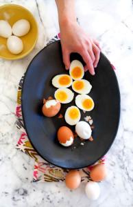 Сколько хранить вареные яица в холодильнике