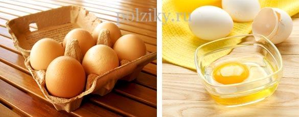 Сырые яйца полезны