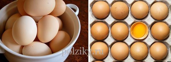 Чем заменить яйца в тесте