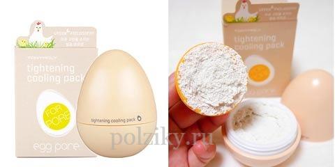 Применение яиц Тони Моли