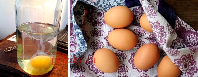 Как снять сглаз с помощью куриного яйца