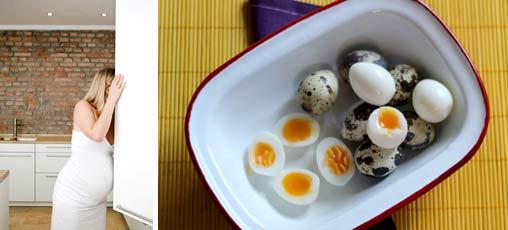 Перепелиные яйца при беременности — отзывы
