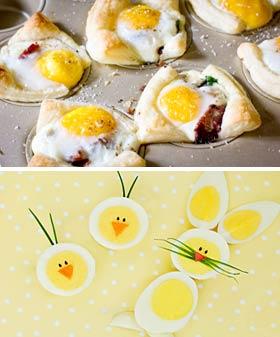 Вареные яйца по утрам рецепты