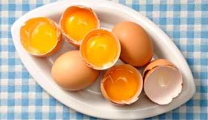 Лечение куриными яйцами