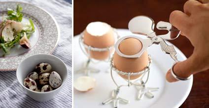 Сколько калорий в перепелином яйце