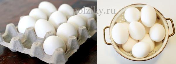 Как заменить яйцо