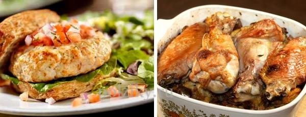 Индейка калорийность - какая польза от мяса индюшки