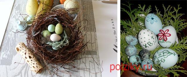 Как варить перепелиные яйца на Пасху
