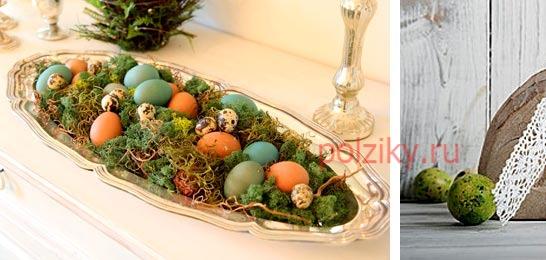 Можно ли красить перепелиные яйца на пасху