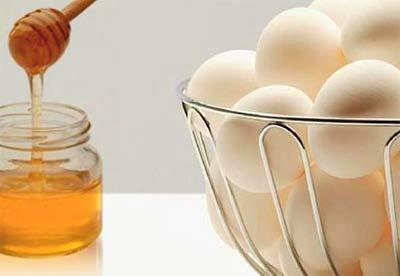 Маска для волос с яйцом и медом в домашних условиях