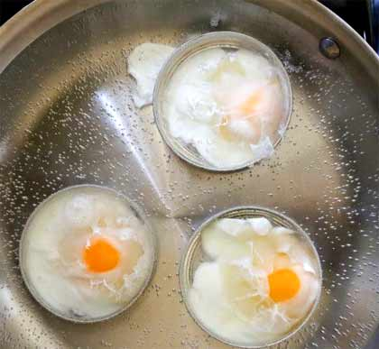 форма для яиц пашот