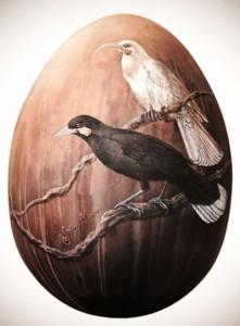 Роспись по яйцу