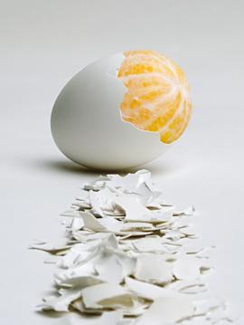 Рецепт диета на яйцах и апельсинах