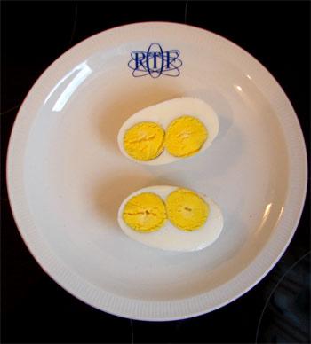 Яйцо с двумя желтками какая примета примета