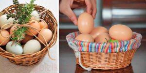 Есть ли холестерин в яйцах куриных