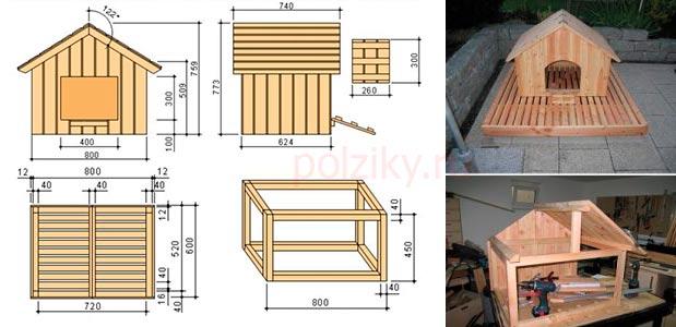 Строительство простого домика для уток и гусей