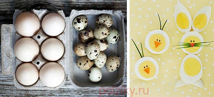 Как варить яйца детям