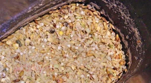 Рецепт домашнего комбикорма для кур