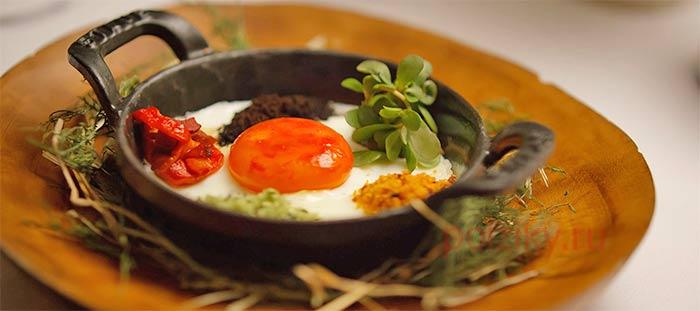 яйца на завтрак - можно ли каждый день