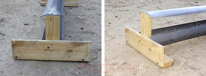 Инструкция как сделать кормушку для индюшек