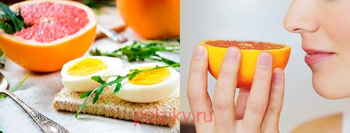Какой рацион составляет яичная диета
