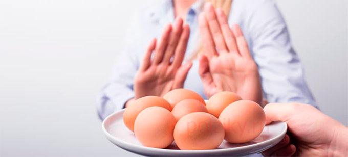 Как лечить аллергию на яйца