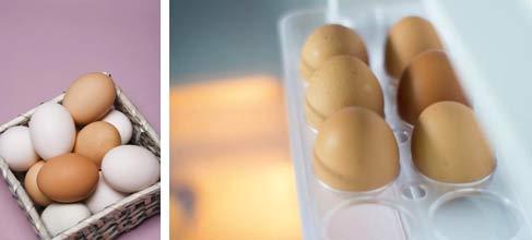 Как долго хранятся яйца в холодильнике