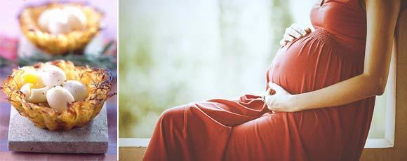 Противопоказания на яйца перепелок при беременности