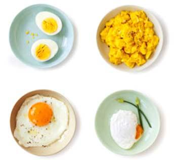 Приготовления яиц в мультиварке рецепты