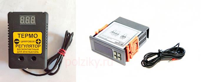 Терморегуляторы для инкубатора обзор