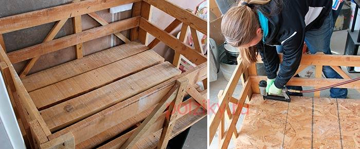 Строительство брудера для индюшат