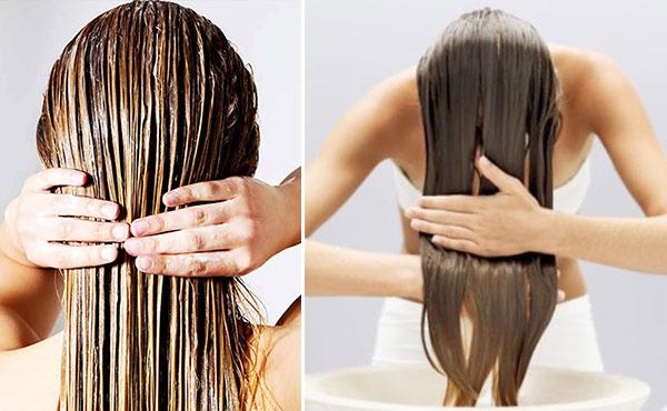Как мыть волосы яйцом