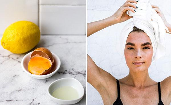 Рецепт яичного шампуня